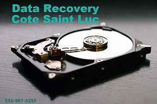 HDD data recovery service in Lachine QC