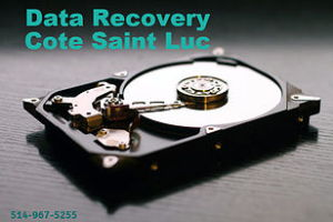 HDD data recovery in Cote Saint Luc