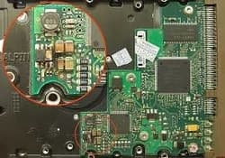 Data recovery in NDG Montreal